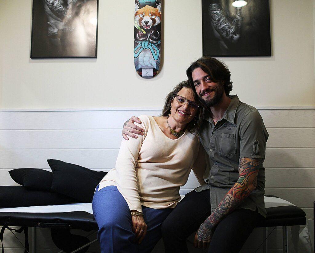Tatuajes para dejar atrás el cáncer de mama