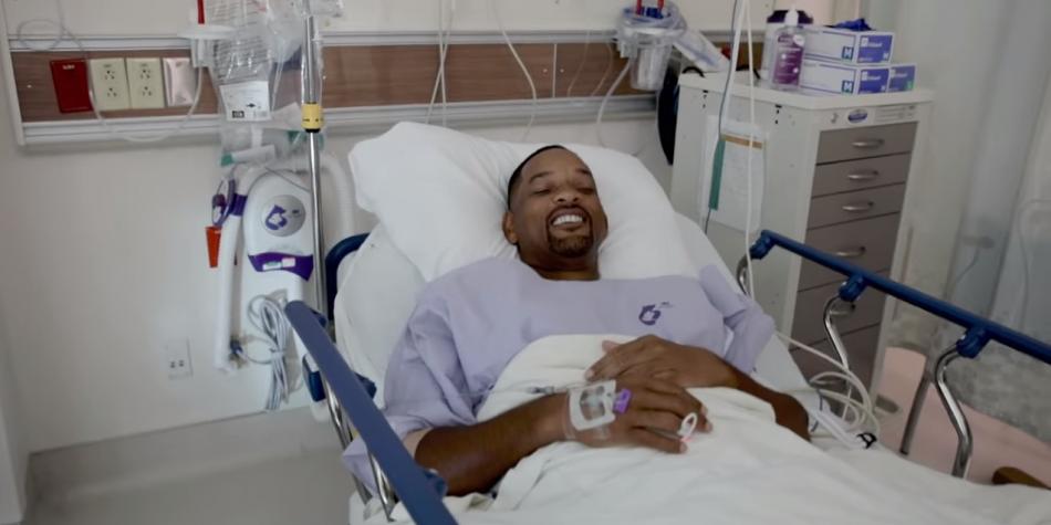Will Smith comparte colonoscopia que lo salvó del cáncer